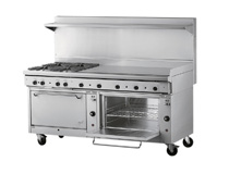 Product » Two Oven Model
