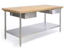 Product » Work Tables